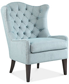 Montini Accent Chair, Quick Ship