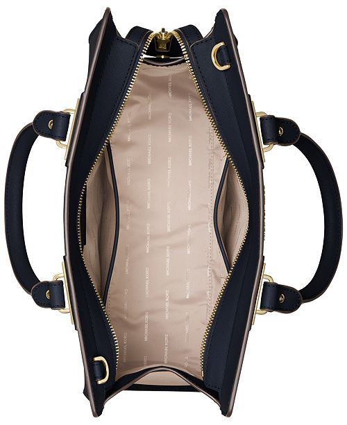 b42de2a38228 Michael Kors Quinn Large Satchel & Reviews - Handbags & Accessories ...