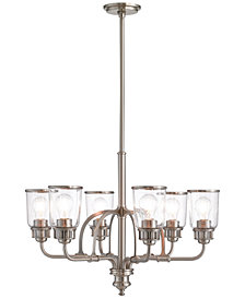 Livex Lawrenceville 6-Light Chandelier