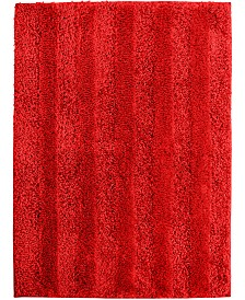 "LAST ACT! Mohawk Home Luster Stripe 17"" x 24"" Bath Rug"