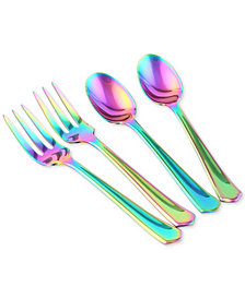 Thirstystone 4-Pc. Cocktail Fork & Spoon Set