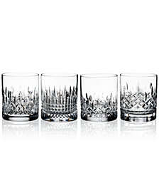 Waterford Lismore Evolution Tumbler Glasses, Set Of 4