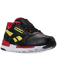 Reebok Men S Clic Leather 2 0 Casual Sneakers From Finish Line