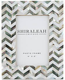 Shiraleah Griggio Mother of Pearl 4'' x 6'' Picture Frame