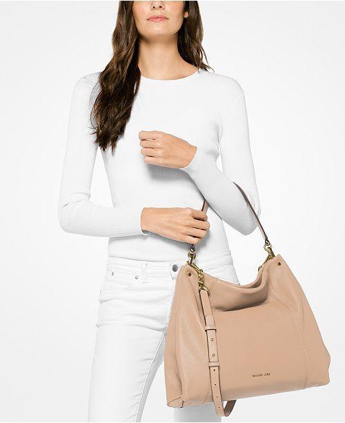 d05aa48414a4 Michael Kors Lex Large Hobo & Reviews - Handbags & Accessories - Macy's