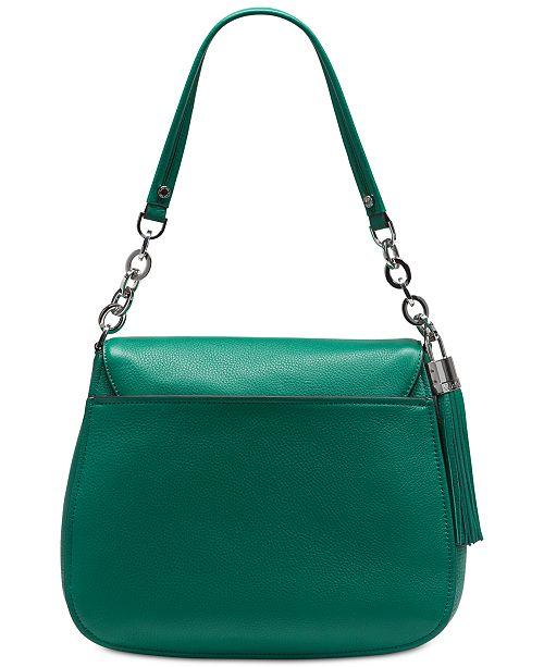 dd6f526aab Calvin Klein Lynn Hobo   Reviews - Handbags   Accessories - Macy s