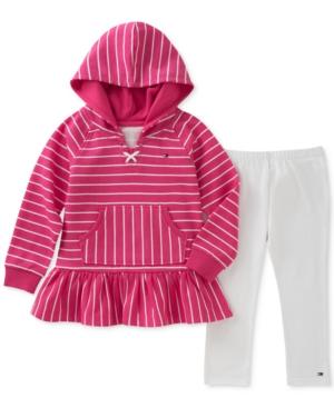 Tommy Hilfiger 2Pc Tunic  Leggings Set Toddler Girls (2T4T)