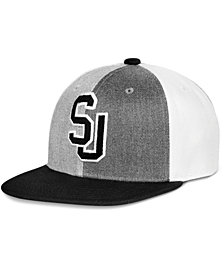 Sean John Logo Snapback Cap, Big Boys
