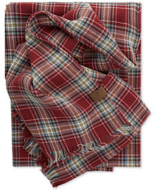 Original Penguin Men's Reversible Woven Scarf