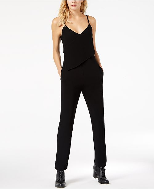 2bb2b7abb6f2 Armani Exchange Asymmetrical Popover Jumpsuit  Armani Exchange Asymmetrical  Popover Jumpsuit ...