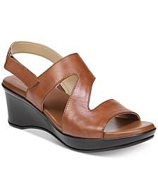 Valerie Wedge Sandals