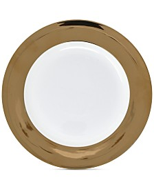 Darbie Angell Monaco Gold Salad Plate