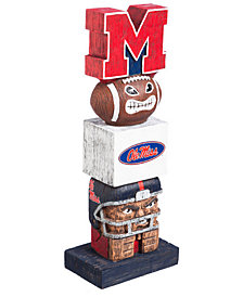 Evergreen Enterprises Ole Miss Rebels Tiki Totem