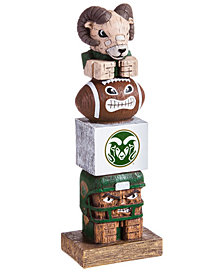 Evergreen Enterprises Colorado State Rams Tiki Totem