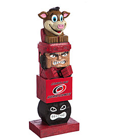 Evergreen Enterprises Carolina Hurricanes Tiki Totem