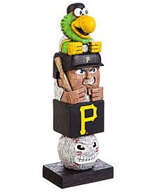 Evergreen Enterprises Pittsburgh Pirates Tiki Totem