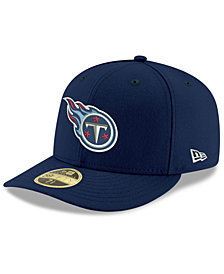 New Era Tennessee Titans Team Basic Low Profile 59FIFTY Fitted Cap