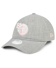 New Era Women's Tennessee Titans Custom Pink Pop 9TWENTY Cap