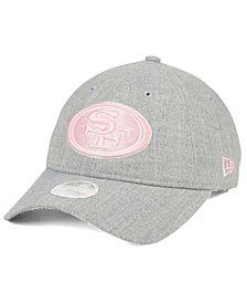 New Era Women's San Francisco 49ers Custom Pink Pop 9TWENTY Cap