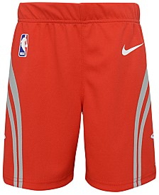 Nike Houston Rockets Icon Replica Shorts, Toddler Boys