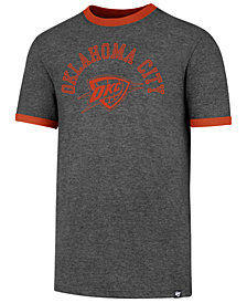 '47 Brand Men's Oklahoma City Thunder Capital Ringer T-Shirt