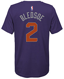 Nike Eric Bledsoe Phoenix Suns Icon Name & Number T-Shirt, Big Boys (8-20)