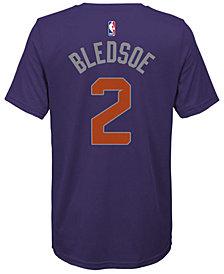 Nike Eric Bledsoe Phoenix Suns Icon Name & Number T-Shirt, Big Boys (8-20)