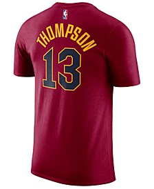 Men's Tristan Thompson Cleveland Cavaliers Name & Number Player T-Shirt