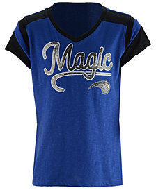 5th & Ocean Orlando Magic Contrast Slub T-Shirt, Girls (4-16)
