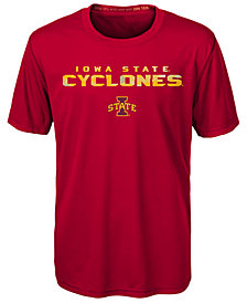Outerstuff Iowa State Cyclones Nebula T-Shirt, Big Boys (8-20)