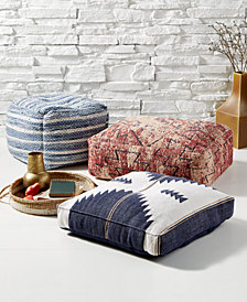 CLOSEOUT! Lucky Brand Pouf Collection