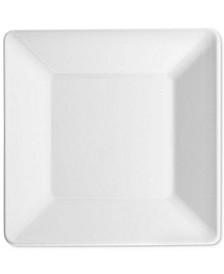 "Diamond Square 5.5"" Melamine Bread & Butter Plates, Set Of 4"