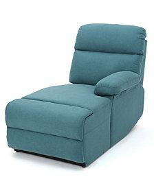 Mahra Chaise Lounge, Quick Ship