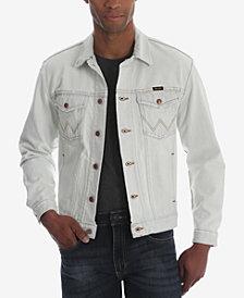 Wrangler Men's Western Jean Jacket