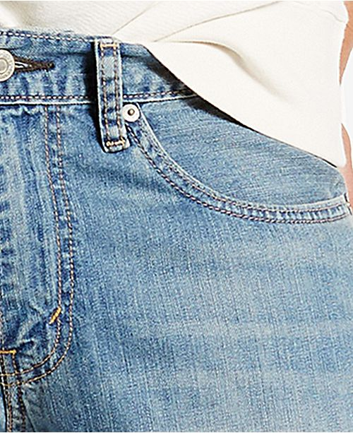 Levis 559 Relaxed Straight Fit Jeans Jeans Men Macys