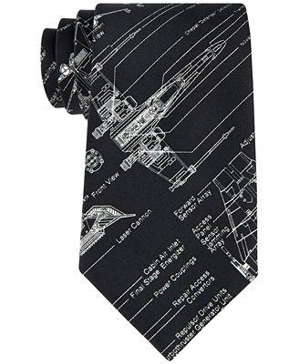 Star wars mens x wing blueprint panel tie ties pocket squares star wars mens x wing blueprint panel tie malvernweather Gallery