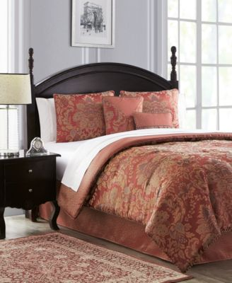 CLOSEOUT! Laelia 4-Pc. Queen Comforter Set