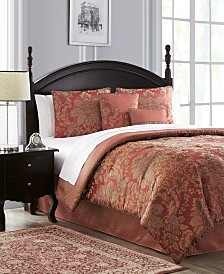 CLOSEOUT! Waterford Laelia 4-Pc. Queen Comforter Set