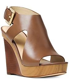 Josephine Wedge Sandals
