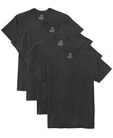 Men's 4-Pk. Platinum Stretch T-Shirts