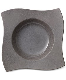 New Wave Stone Pasta Plate