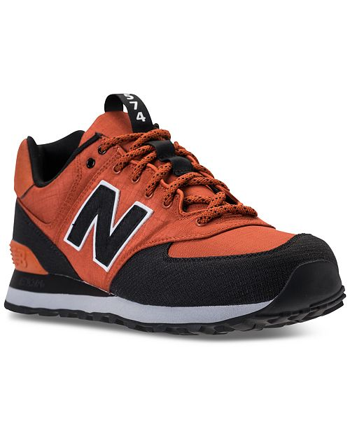 watch 92c83 b127b New Balance Men's 574 Outdoor Escape Casual Sneakers from ...
