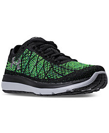 Under Armour Men's Threadborne Fortis Running Sneakers from Finish Line