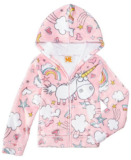 7ceb721f4 Universal Studios Pink Unicorn Hoodie