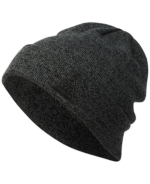 Neff Men s DWRX Ribbed-Knit Waterproof Beanie - Hats 88ba944632b