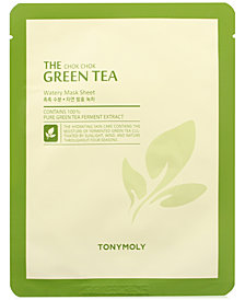 Receive a Free The Chok Chok Green Tea Sheet Mask with any Trend Beauty purchase