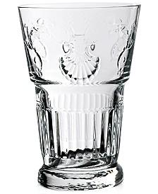 La Rochere Napoleon Bee 13.5-ounce Beer Mug, Set of 6