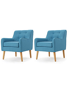 Roslen Armchair (Set Of 2), Quick Ship