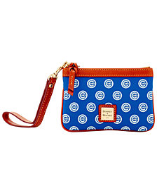 Dooney & Bourke Chicago Cubs Exclusive Wristlet