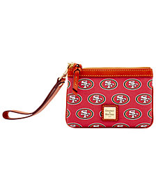 Dooney & Bourke San Francisco 49ers Exclusive Wristlet